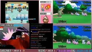 50 Shiny Pokemon Live Reions Shiny Living Dex 51 100 Pokemon