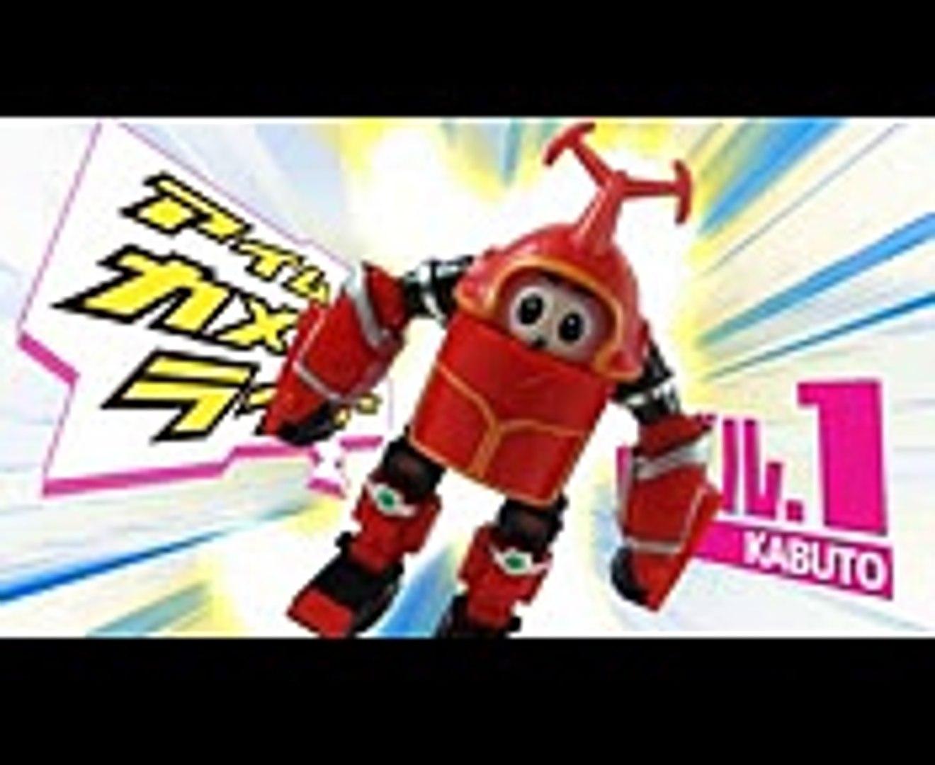 Dad tried to transform into Kamen Rider Kabuto! (1)