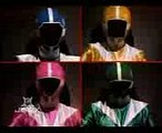 Power Rangers Lightspeed Rescue - Lightspeed Megazord Transformation 2