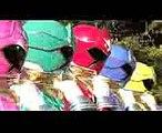 Power Rangers Super Megaforce Legendary Red Ranger Mode Rangers vs  Octoroo