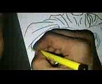How To Draw superman cartoon (easy for kids pencil colour and sketch colour) MV Drawing