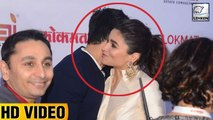 Sidharth Malhotra KISS Alia Bhatt Publicly | Watch Video