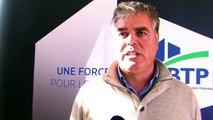 L'interview de Jean-Michel Amato, directeur général de Provence TP à Martigues.