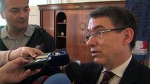 L'interview d'Emmanuel Barbe, délégué interministériel à la sécurité routière.