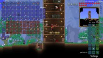 Terraria PC Lets Play - RED HAT! JUNGLE LOOT [10] PRE 1.3 (Prising for Terraria 1.3)
