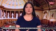 Bruno Le Maire, ministre de l'Economie et des finances - Les matins du Sénat (15/11/2017)