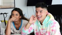 Couples Take Lie Detector Tests with LaurDIY and AlexWassabi