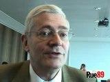 congrès FN interview Bruno Gollnish