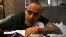 Cezanne Tatoo Ink : séance de tatouage