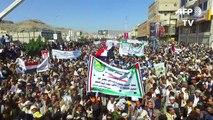 Sous blocus, des Yéménites épuisés luttent contre les pénuries
