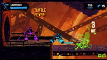 TMNT Ninja Turtles Legends Vs Teenage Mutant Ninja Turtles DARK HORIZONS | Chapter 1 Final Boss|