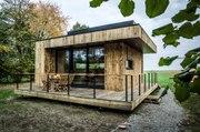 Teaser Wald-Cube : De paille et de bois, une mini-maison passive locale et abordable - INSPIRE