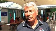 Jean-Pierre Churet explique le choix de Martigues et parle des Jeux Olympiques