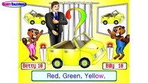 Color Songs Collection Vol. 1 - Learn Colors, Teach Colours, Baby Toddler Preschool Nursery Rhymes