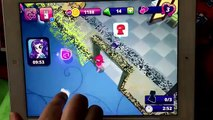 Newest Updates My Little Pony Equestria Girls Friendship Games App Dolls Scans MLP Zapcodes Part 2
