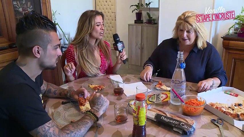 Vanille s'tape l'incruste chez Julien Tanti : Maman Tanti sort les dossiers (EXCLU VIDEO)