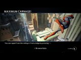 The Amazing Spider-Man 2 Video Game Symbiote Spidey VS. CARNAGE