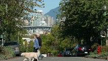 Vancouver, Aux portes de la mer