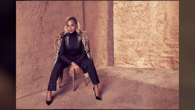"""Mary J. Blige on Harassment in Hollywood: """"People Don't Want to be in Bondage Anymore""""   Actress Roundtable"""