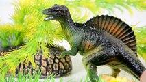 ДИНОЗАВРЫ. Война Динозавров за территорию. Мультфильм про ДИНОЗАВРОВ на русском. Игрушки ТВ
