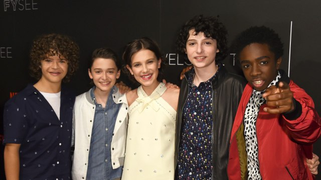 Actress Mara Wilson Defends 'Stranger Things' Actors