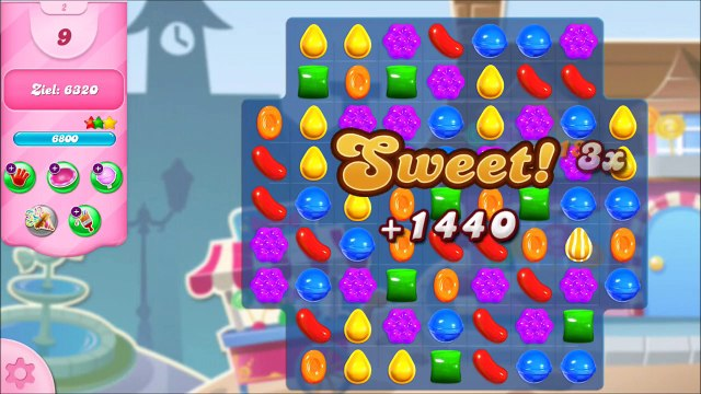 Candy Crush Soda Saga by King.com Level 1-5 finished no buster Gameplay #1-5