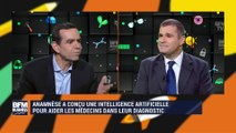 Hello startup : Anamnèse a conçu une intelligence artificielle pour aider les médecins dans leur diagnostic - 26/01