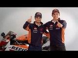 Marc Marquez & Dani Pedrosa answer MotoGP fan questions