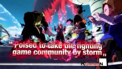 Dragon Ball FighterZ - Bande-annonce de lancement