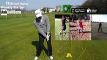 The Golf Swing Weekly Fix D Plane Set Up and Backswing