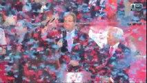 Post Game Trophy New England Patriots (Kraft, Tom Brady, Bill Belichick, Amendola) beat Jaguars