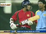 BALL BY BALL Of Sourav Ganguly's Inning Against India Blue In 2006 Challenger Trophy-FEEL THE FIGHT