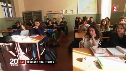 Italie : la tradition du grand oral du baccalauréat