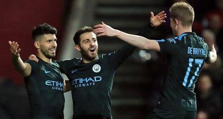 Manchester City Lig Kupasında Finale Yükseldi