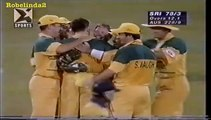 Ian Healy's stunning diving catch