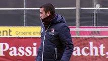 Van Persie terug op trainingsveld Feyenoord