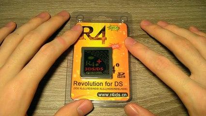 R4i Gold 3DS Plus Review (r4ids.cn) [Deutsch|HD]
