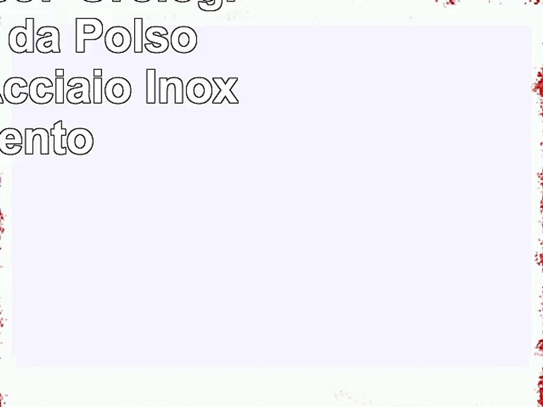Timex T78587 Orologio Digitale da Polso da Uomo Acciaio Inox Argento