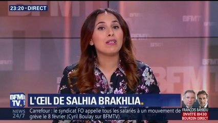 L'oeil de Salhia Brakhlia : Rappel à l'ordre! L'assemblée veut instaurer un code de bonne conduite !