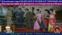 T M Soundararajan Legend GOLDEN VOICE IN THE WORLD BY THIRAVIDASELVAN  VOL  114