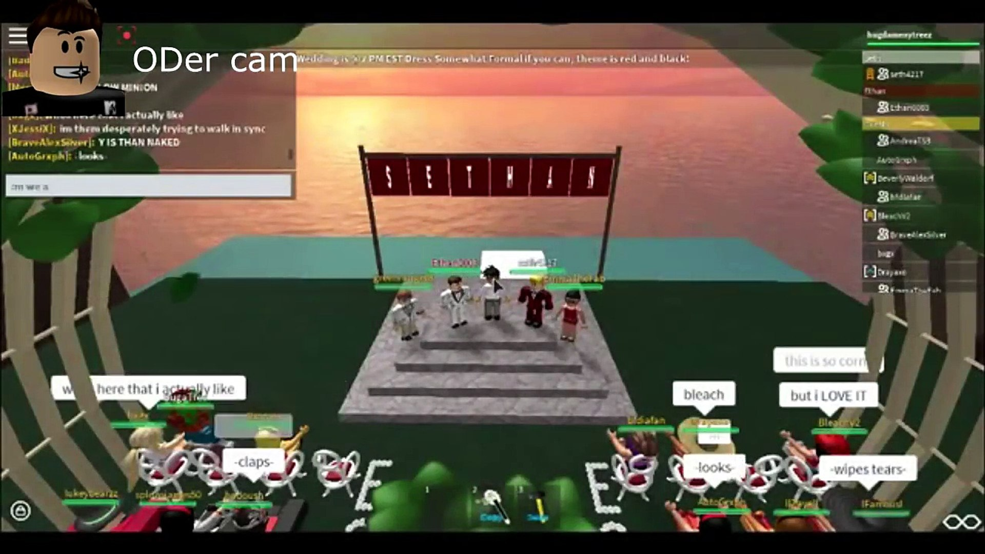 Roblox Rc7 Exploiting Oder Wedding Destroyed Video Dailymotion