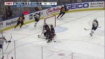 Patrik Laine's no look pass to Nikolaj Ehlers goal against Buffalo Sabres