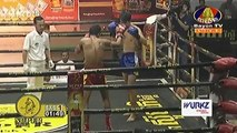 Khmer Boxing Bayon TV, Chan Chomroeun vs THAI, 20-Jan-2018, Kun Khmer vs Muay Thai
