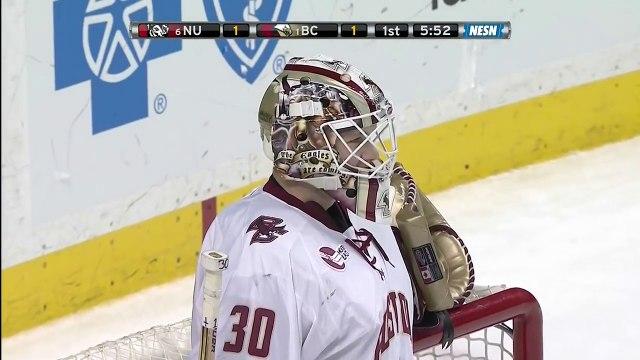 Hockey East Semifinal - Northeastern vs. Boston College - 3/18/16