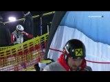 Fis Alpine World Cup 2017-18 Men's Alpine Skiing Slalom 2^ Run Shladming (23.01.2018)
