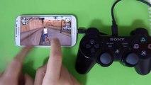 استعراض لعبة GTA-SanAndreas على نظام الاندرويد