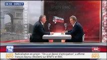 """""""Grand oral"""" au bac: """"Ce n'est pas une mauvaise idée"""", estime Bayrou"""