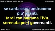 Toto Cutugno - Serenata  Karaoke