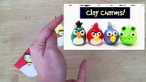 Angry Birds Crafts - Easy Bookmark Corners with Michelles Cuties - Angry Bird Bookmark