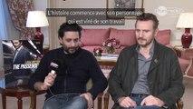 The Passenger : Jaume Collet-Serra et Liam Neeson en interview